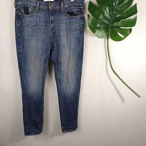 Fidelity Dee Dee girlfriend skinny jeans